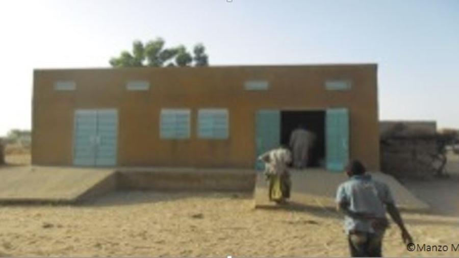 La Maison du Paysan au Niger