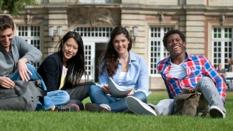 DAAD Scholarships students