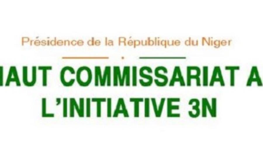 Logo du Haut-Commissariat à l'Initiative 3N
