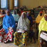 Membres de la coopérative Larewa lors de la formation en hygiène, sécurité des aliments gestion des entreprises