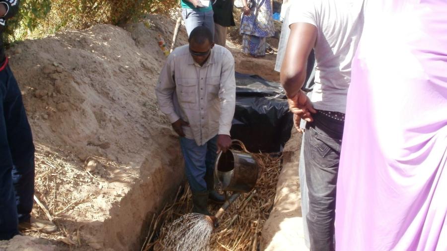 Séance de formation en production de compost - ©PromAP